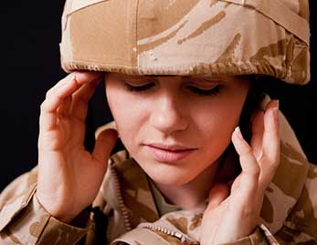 Female Soldier - 3m Earplug Lawsuit in Phoenix, AZ