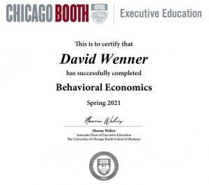David Wenner Award